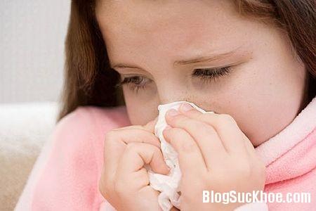 ho hap Các bệnh thường gặp khi giao mùa