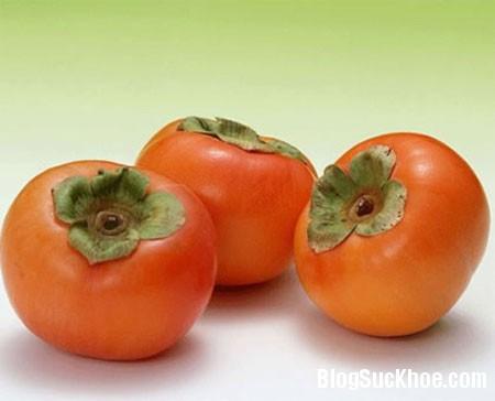 hong Các loại quả chống viêm miệng