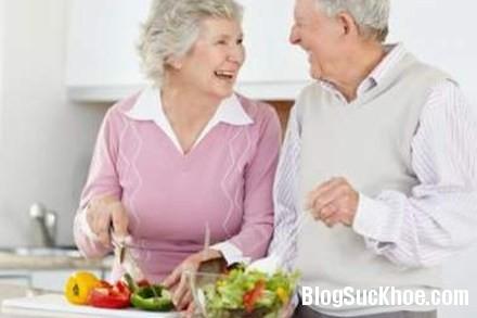 nguoi gia Dinh dưỡng cho người cao tuổi