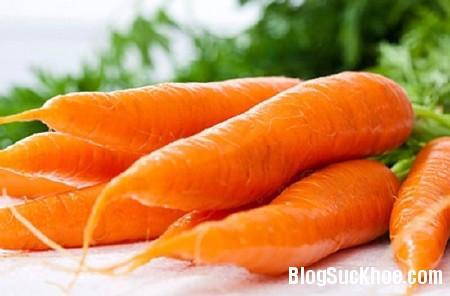 carot1 Ngộ độc vì ăn nhiều cà rốt