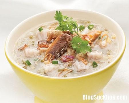 chao luon Cách nấu cháo lươn cho trẻ