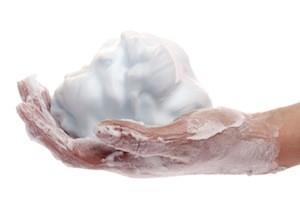 kem 8 bước dọn dẹp lông nách hiệu quả