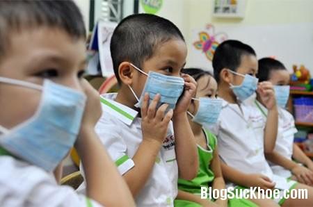khau trang Phòng ngừa biến chứng bệnh cúm