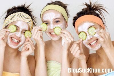mat na1 Lưu ý khi đắp mặt nạ dưỡng da