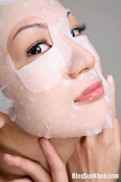 mat na11 Lưu ý khi đắp mặt nạ dưỡng da