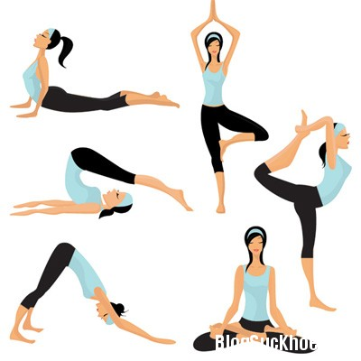 yoga1 Tư thế yoga giúp ích cho chuyện ấy