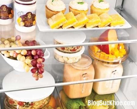 baoquan Mẹo bảo quản thức ăn trong tủ lạnh