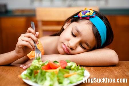 bieng an Mẹo trị chứng biếng ăn của bé
