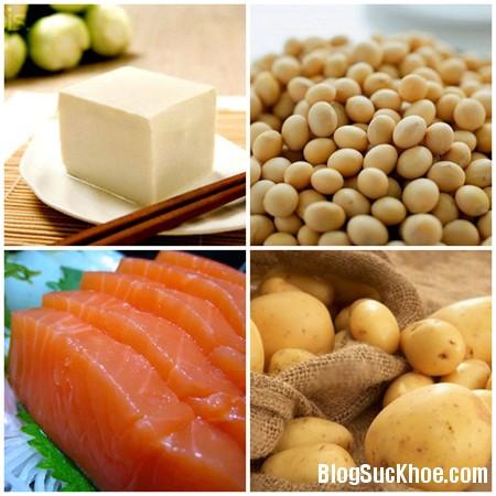ca222 Thực phẩm bổ sung chất sắt cho cơ thể
