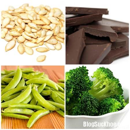 dau12 Thực phẩm bổ sung chất sắt cho cơ thể