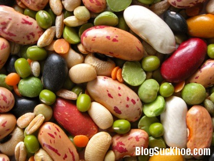 dau3 5 loại đậu tốt cho sức khỏe