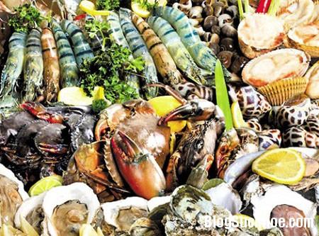 hai san2 Hiểm họa giun sán từ những món ăn thường ngày