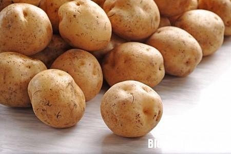 khoai tay Thực phẩm tốt cho sức khỏe mùa thu