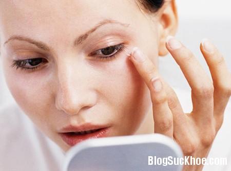 mat30 Chăm sóc da vùng mắt cho từng lứa tuổi