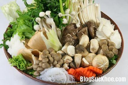 nam4 Những loại thực phẩm tăng cường sức đề kháng khi trời lạnh