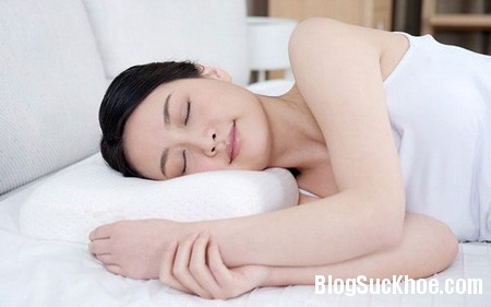 ngu nghieng Chọn tư thế ngủ thích hợp cho sức khỏe của bạn