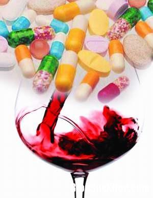 ruou8 Những loại thuốc khắc tinh khi dùng chung với rượu
