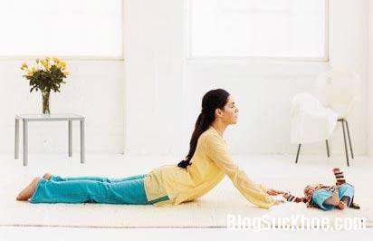 td3 Bài tập chống mỏi cổ, đau lưng sau sinh