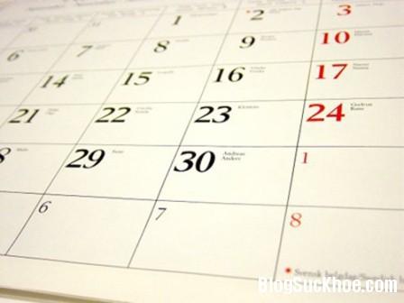 tinhchuki Tránh thai bằng cách tính ngày an toàn