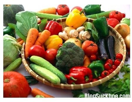a1012 Ăn chay tốt cho sức khỏe
