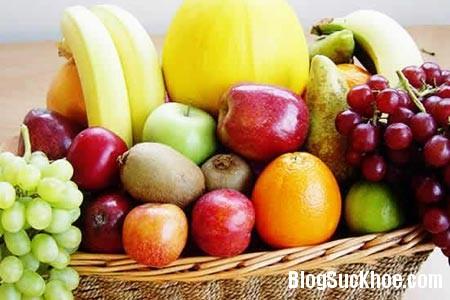 Làm đẹp da từ hoa quả
