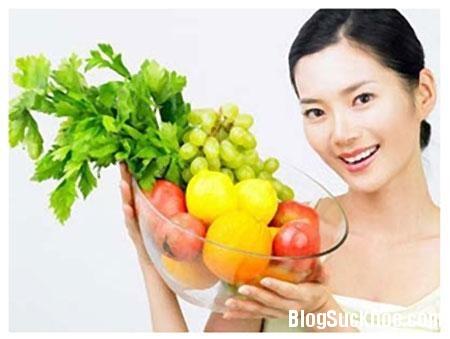 a1214 Cách ăn kiêng đơn giản khiến phụ nữ luôn khỏe và đẹp