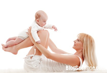 be4 Thời gian tập thể dục sau khi sinh