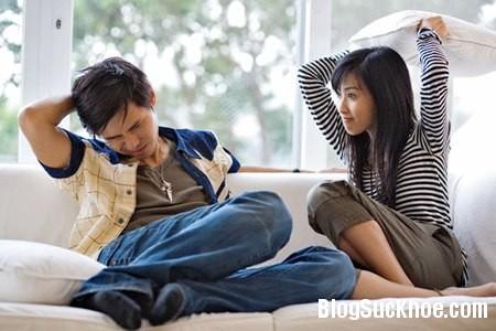 gian1 Bật mí và sao con gái khi yêu hay giận hờn