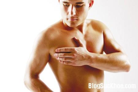 nam3 Nguyên nhân và biểu hiện phì đại tuyến vú ở nam giới