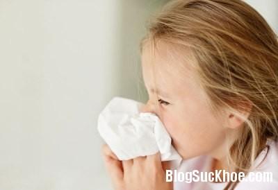 vm Viêm mũi ở trẻ em   Triệu chứng, phòng tránh và điều trị