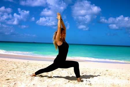 yoga 5 tư thế yoga để có vóc dáng gọn gàng