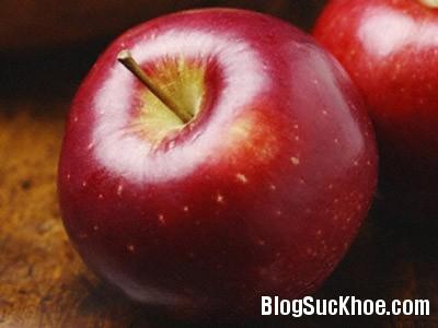 301209 tao Tác dụng của quả táo đối với sức khỏe