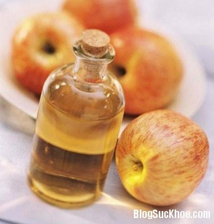 a271 Giấm táo cho bạn một vẻ đẹp rạng ngời