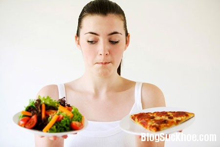 Phương pháp hạn chế thèm ăn khi giảm cân