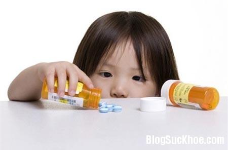 be4 Không nên tự ý làm thầy thuốc cho con