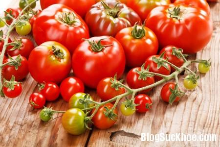 ca chua2 Thực phẩm xanh giúp bạn giảm cân hiệu quả