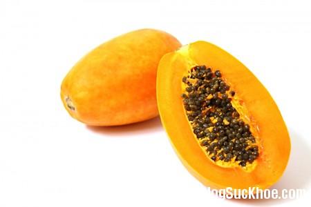 du du Giảm cân hiệu quả với trái cây