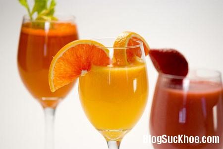 nuoc ep1 Nước ép trái cây, hiểu đúng để uống đúng