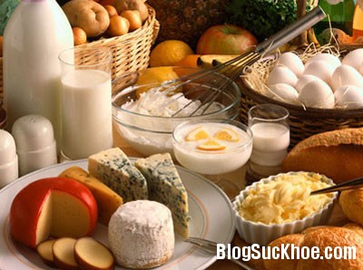 thuc pham1 Phương pháp hạn chế thèm ăn khi giảm cân