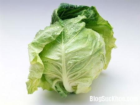 5 lợi ích tốt cho sức khỏe từ cải bắp