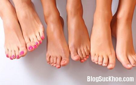 chan1 Các triệu chứng bất thường ở chân nên cẩn trọng