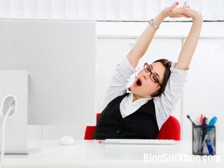 ngap 9 lời khuyên để tránh cơn buồn ngủ sau bữa trưa