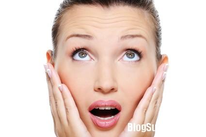nhan tran 9 điều giúp bạn tránh các nếp nhăn xuất hiện sớm