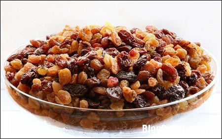 nho Những lý do bạn nên ăn nho khô