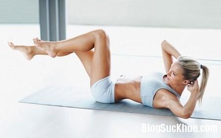 the duc11 6 bài thể dục bạn có thể tự tập ở nhà