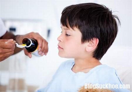 thuoc ho Phụ huynh thận trọng khi dùng thuốc ho cho trẻ