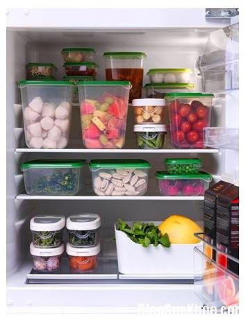 tu lanh Sai lầm khi bảo quản thực phẩm trong tủ lạnh