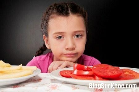 an12 Những nguyên nhân khiến trẻ biếng ăn