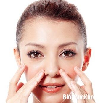 mui1 4 cách trị tắc mũi hiệu quả