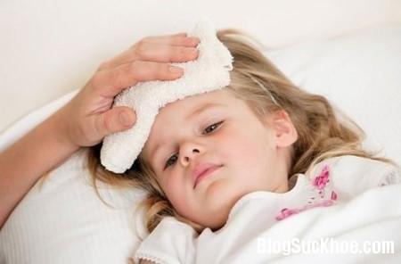 sot Cách hạ sốt không cần dùng thuốc